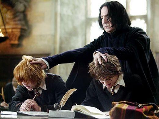 Гарри Поттер итерритория запретной любви: слэшеры. Изображение № 2.