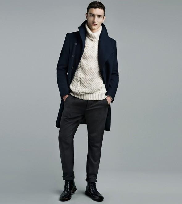 Лукбук: Zara November 2011 Men's. Изображение № 7.
