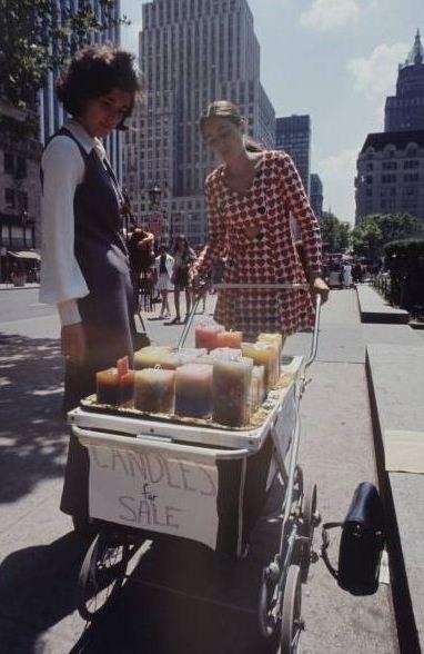 Хиппи-рынок в 70-е. Изображение № 9.