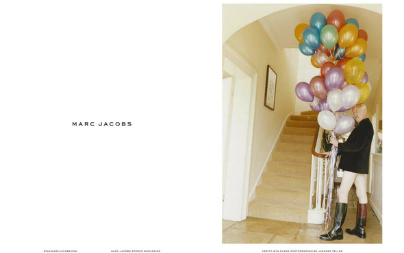 Кампания: Marc Jacobs Men's FW 2011. Изображение № 1.