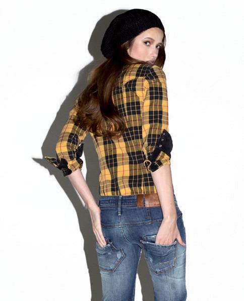 2 Men Jeans, Two Women In The World – идеальная пара найдена. Изображение № 4.