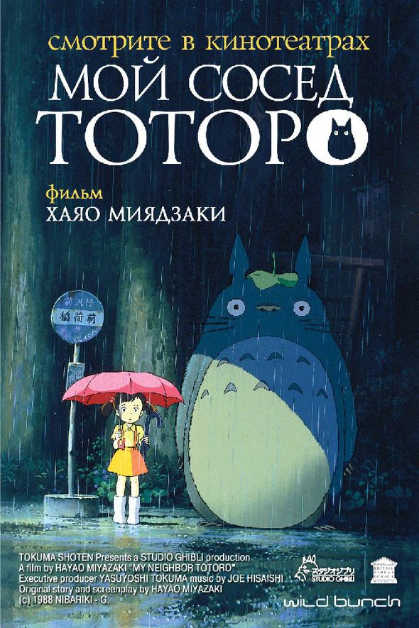 5 лучших японских мультфильмов студии Гибли. Изображение №3.