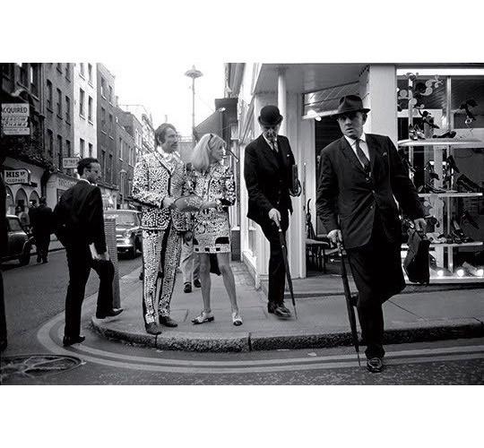 Большой город: Лондон и лондонцы. Изображение № 183.