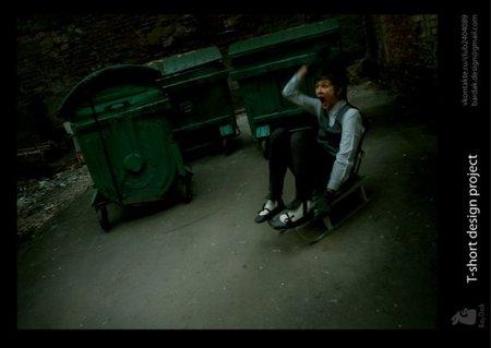 """Sonya Gustav -""""Я бредовая девка"""". Изображение № 24."""