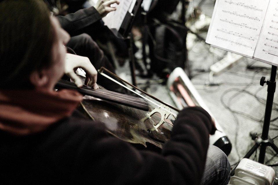 «Три четыре»: Фоторепортаж с репетиции оперы в подвале Москва-Сити. Изображение № 11.