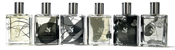 Six Scents: Series Three. Изображение № 1.