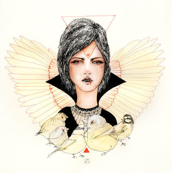Иллюстрации Charmaine Olivia. Изображение № 10.