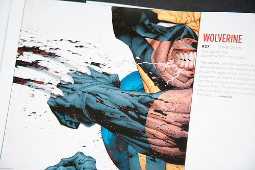 10 альбомов о комиксах. Изображение № 91.