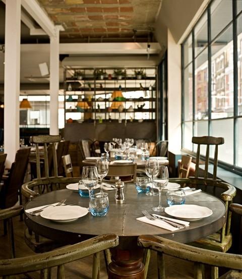 Место есть: Новые рестораны в главных городах мира. Изображение № 95.