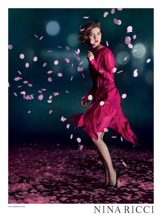 Alexander Wang, Louis Vuitton и Nina Ricci показали новые кампании. Изображение № 7.