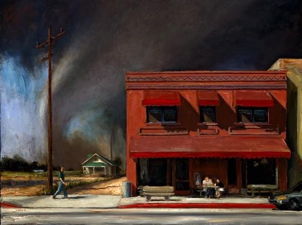 Tornado by John Brosio. Изображение № 9.