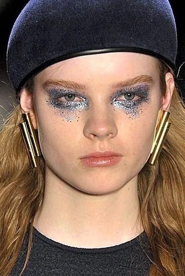 Изображение 21. Beauty looks на неделе моды в Нью-Йорке.. Изображение № 21.