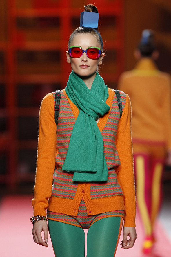 Madrid Fashion Week A/W 2012: Agatha Ruiz de la Prada. Изображение № 6.