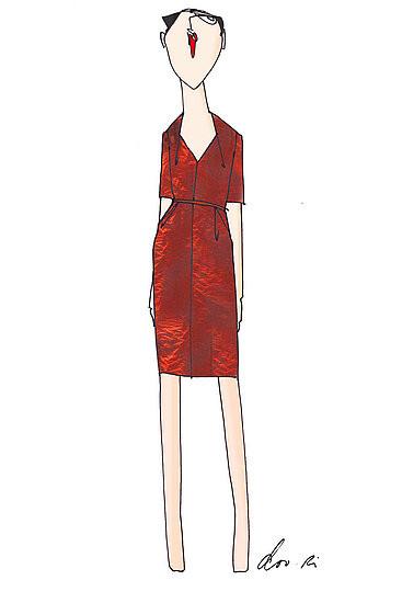 Модный дайджест: Джеймс Франко для Gucci, сари Hermes, сингл Burberry. Изображение № 13.