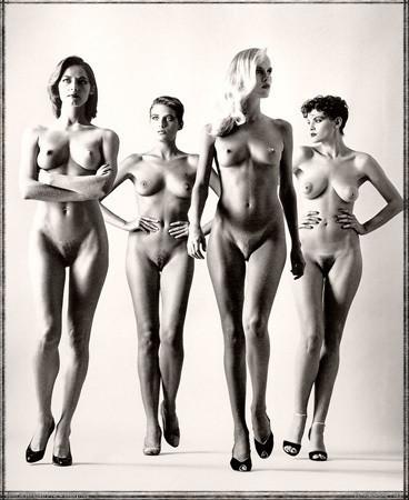 Части тела: Обнаженные женщины на фотографиях 70х-80х годов. Изображение № 2.