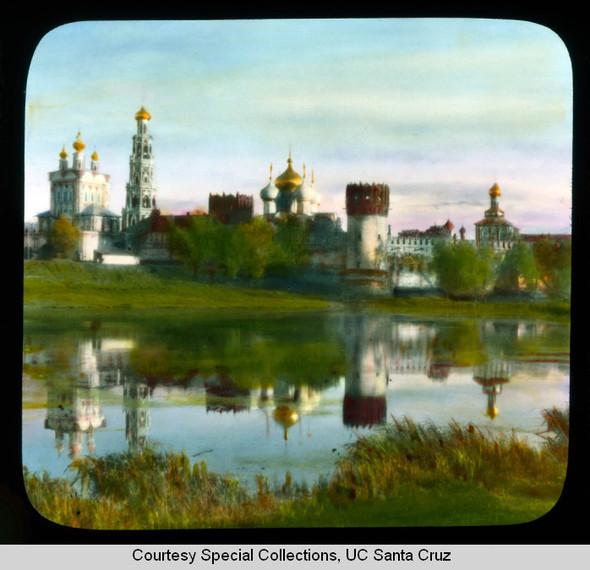 Изображение 4. Москва в цвете 1920-30х годов.. Изображение № 2.