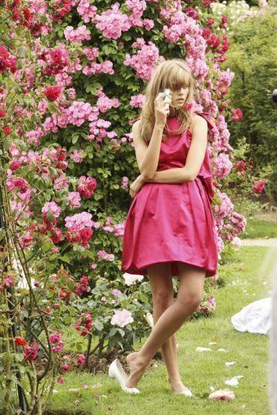 Изображение 13. Платье-баллон – классика, проверенная временем.. Изображение № 13.