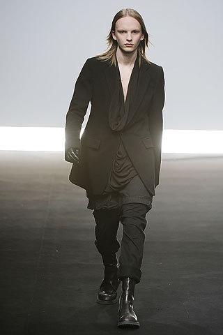 Rick Owens Fall 2009. Изображение № 16.