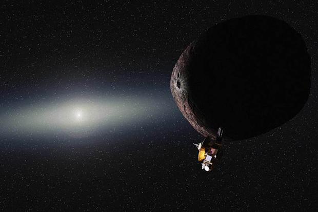 Для New Horizons выбрали новую цель за Плутоном. Изображение № 1.