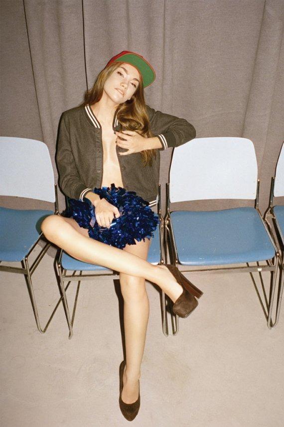 Givenchy, Comme des Garçons, Folk и другие марки показали новые лукбуки. Изображение № 71.