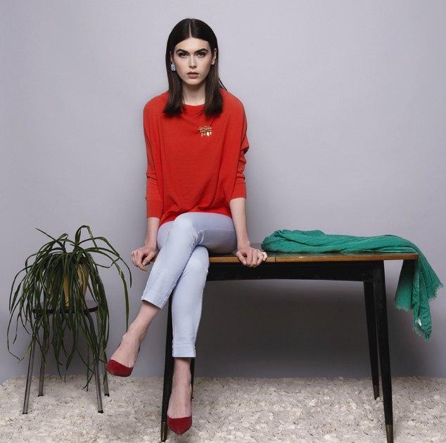 Click-boutique выпустили новый лукбук. Изображение № 10.