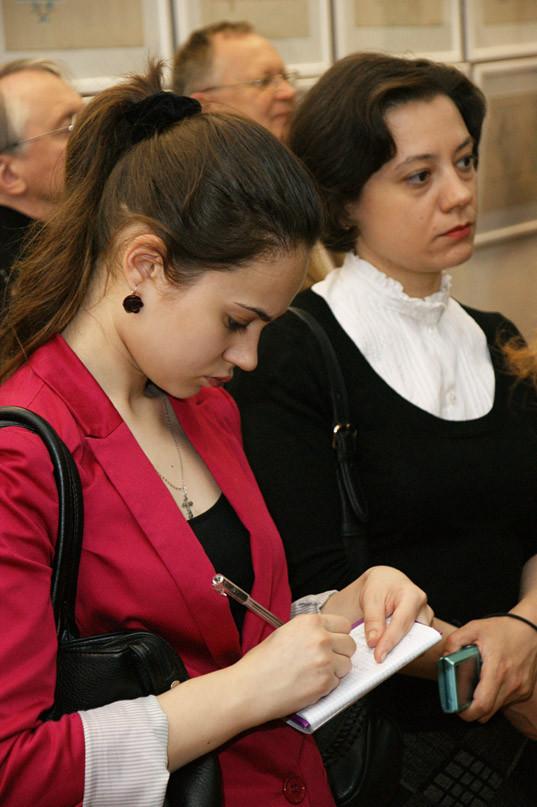 """Фотоотчет с открытия выставки """"Басни и притчи"""". Изображение № 14."""