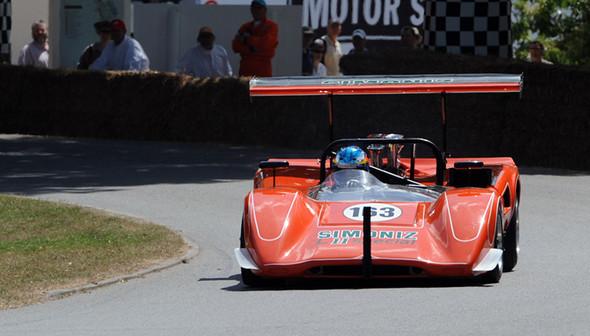 Goodwood Festival of Speed. Изображение № 16.