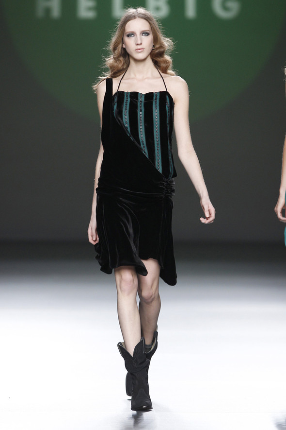 Madrid Fashion Week A/W 2012: Teresa Helbig. Изображение № 15.