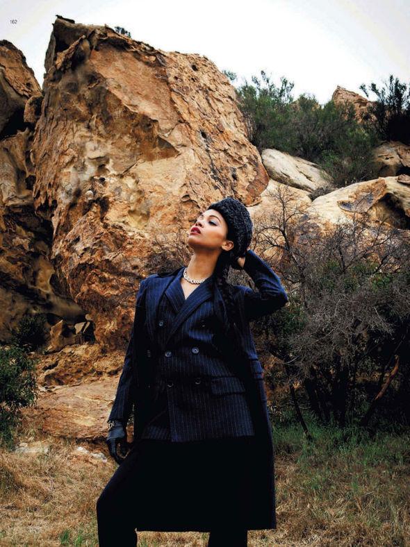 Изображение 13. Съёмки: Harper's Bazaar, Vogue, W и другие.. Изображение № 13.