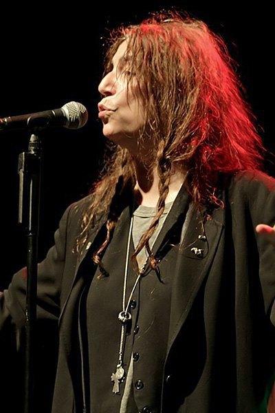 Патти Смит, певица. Изображение № 10.