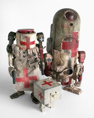 Эшли Вуд. Слава роботам!. Изображение № 5.