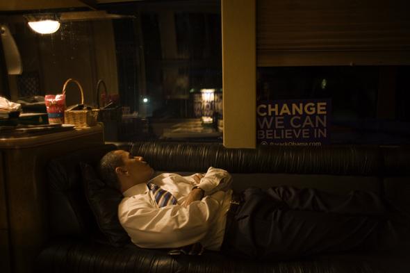 Неизвестный Обама. Изображение № 13.