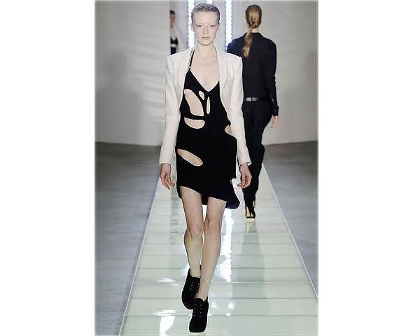 Неделя моды в Нью-Йорке: второй день. Изображение № 178.