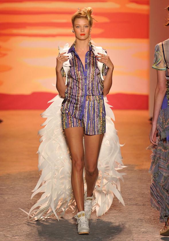 New York Fashion Week Spring 2012: День четвертый. Изображение № 9.
