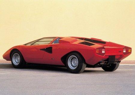Lamborghini 1974 Countach LP400. Изображение № 1.