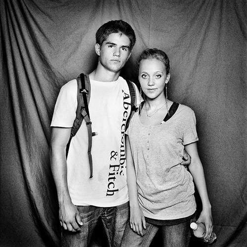 Классный час: Школьники в документальных фотографиях. Изображение № 32.