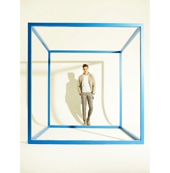 Изображение 25. Рекламные кампании: Calvin Klein White Label, Enrico Coveri и Kenzo.. Изображение № 25.