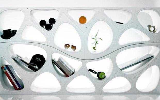 Как дизайнеры вдохновляются наукой: Молекулы и атомы  в интерьере. Изображение № 34.