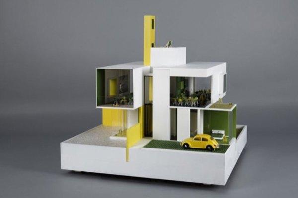 Заха Хадид и 19 других архитекторов создают кукольные домики. Изображение № 5.