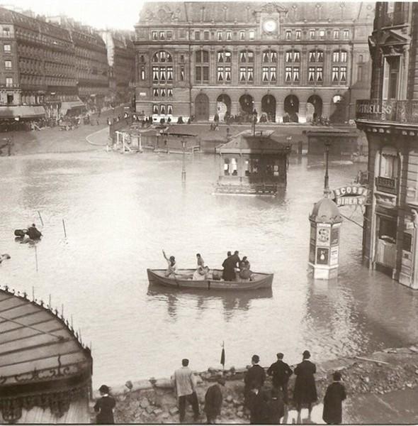 Фотографии старого Парижа. Изображение № 21.