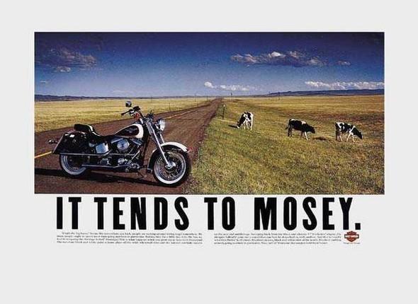 Harley Davidson: реклама легенды. Изображение № 6.