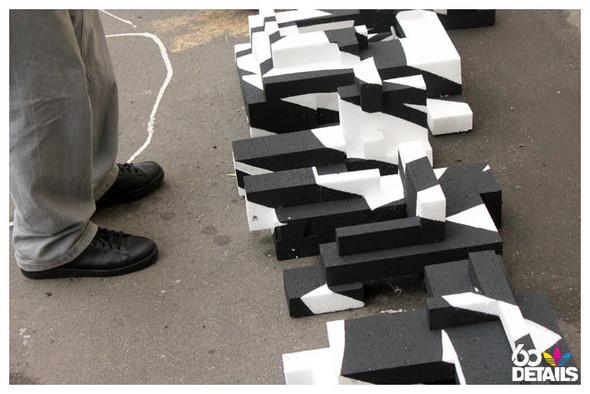 3D sculpture artist: OnePoint (process). Изображение № 7.