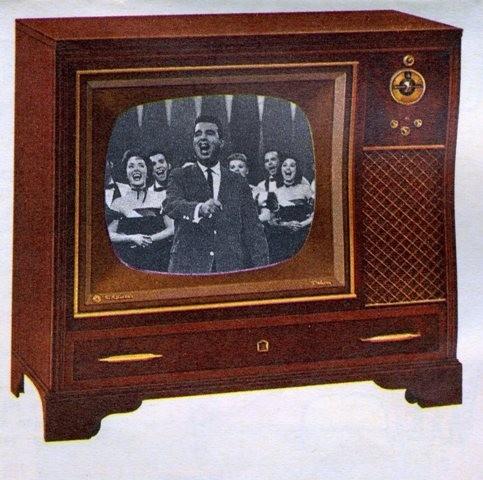 Телевизоры 1960х годов. Изображение № 31.