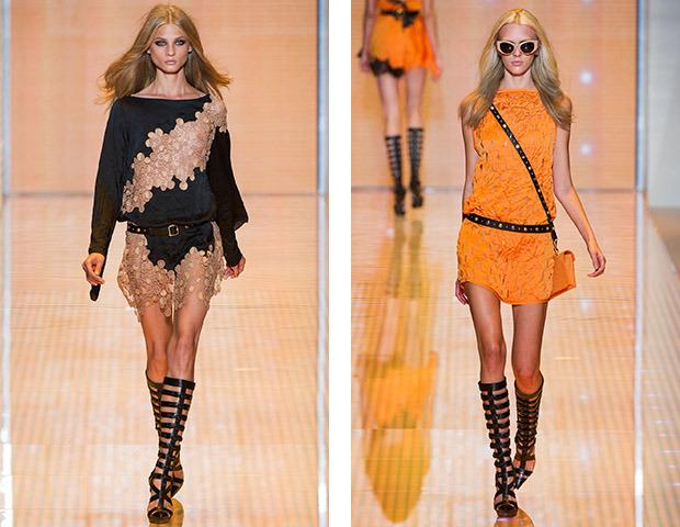 MFW SS 13: Показы Dolce & Gabbana, Fendi, Jil Sander, Marni и Versace. Изображение №51.