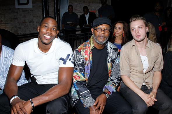 New York Fashion Week: Y-3 SS 2012. Изображение № 15.
