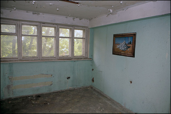 2010-05-15. Москва. Дом Наркомфина. Выставка со взломом. Изображение № 12.