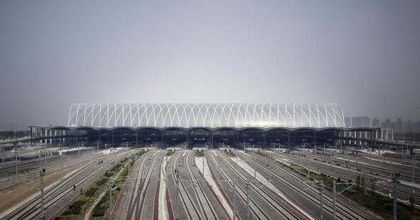 Западный вокзал в Тяньцзине. Изображение № 3.