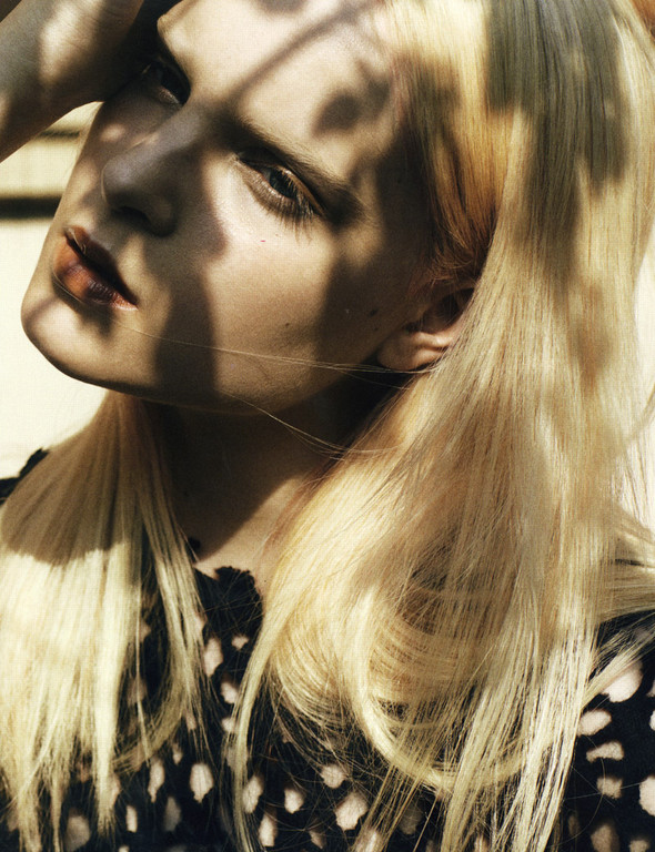 Charlotte Tomaszewska: новое лицо. Изображение № 1.