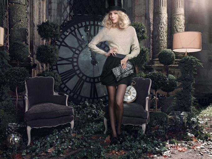 Вышли праздничные кампании Asos, H&M, Kira Plastinina и других марок. Изображение № 26.