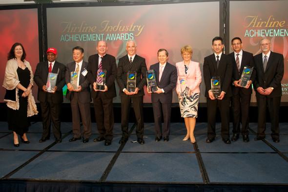 Авиакомпании «Трансаэро» вручена премия журнала Air Transport World. Изображение № 3.